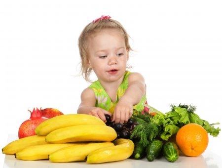 4 дитячі звички для здорового харчування дитини