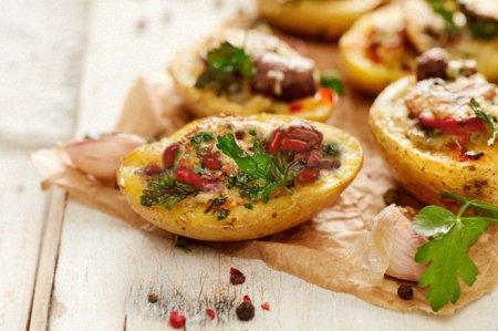 ТОП-6 вегетаріанських рецептів страв для пікніка