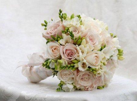Весільний букет нареченої: тренди 2016