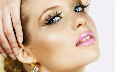 макіяж очей з навислим століттям
