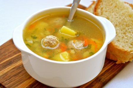 Суп з м'яса: кращий рецепт