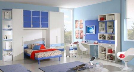 Дизайн детской комнаты: выбираем мебель для дошкольника