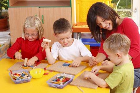 Как проходит адаптация детей 2-3 лет в детском саду
