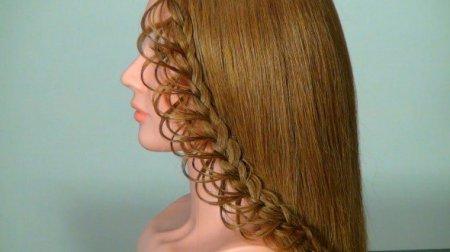Мереживна коса