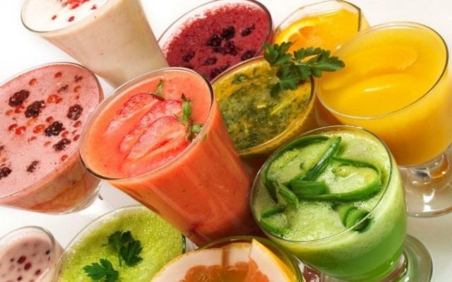 Жидкая пища для похудения