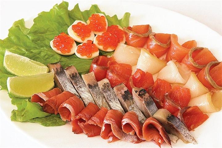 Image result for рыбные закуски