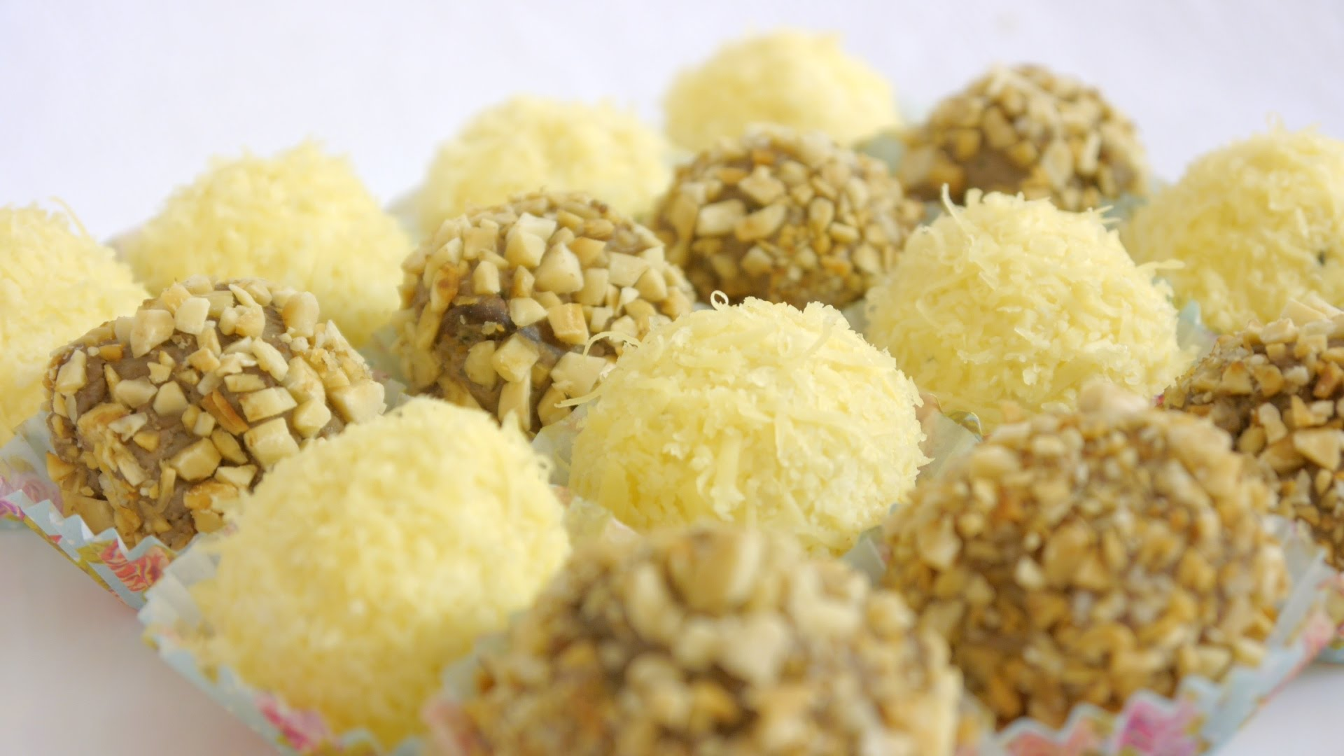 Рафаэлло шарики рецепты