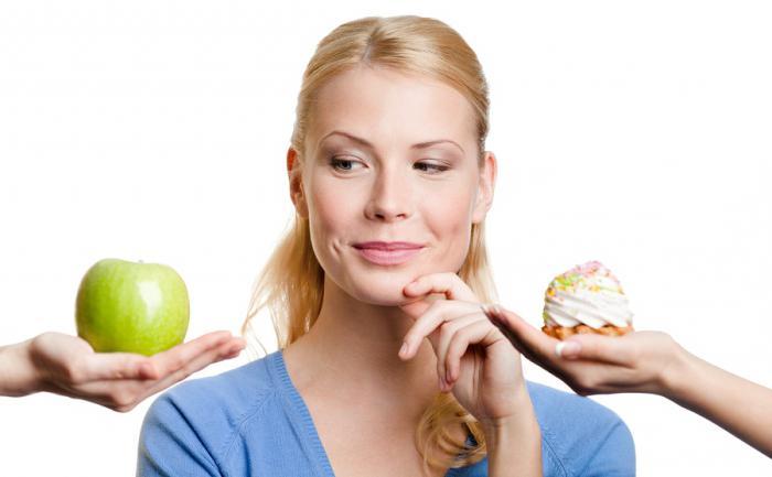диета для худеющих меню