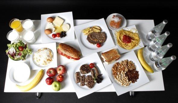 Завтрак на сушке для женщин