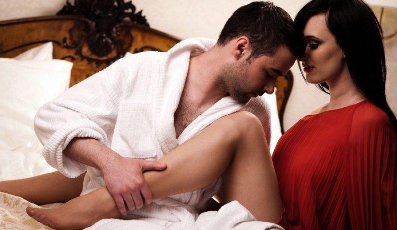 Соблазнить на секс мужчину