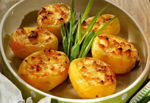 блюда из картошки с фото