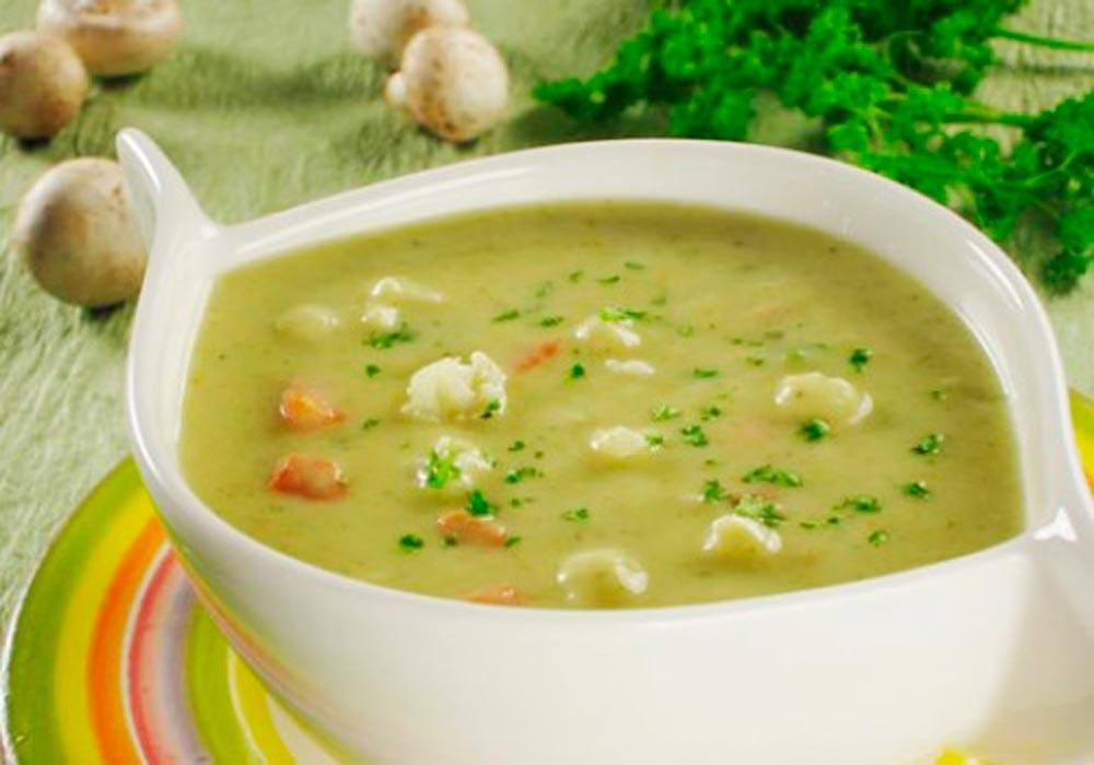 Суп пюре крем суп рецепты