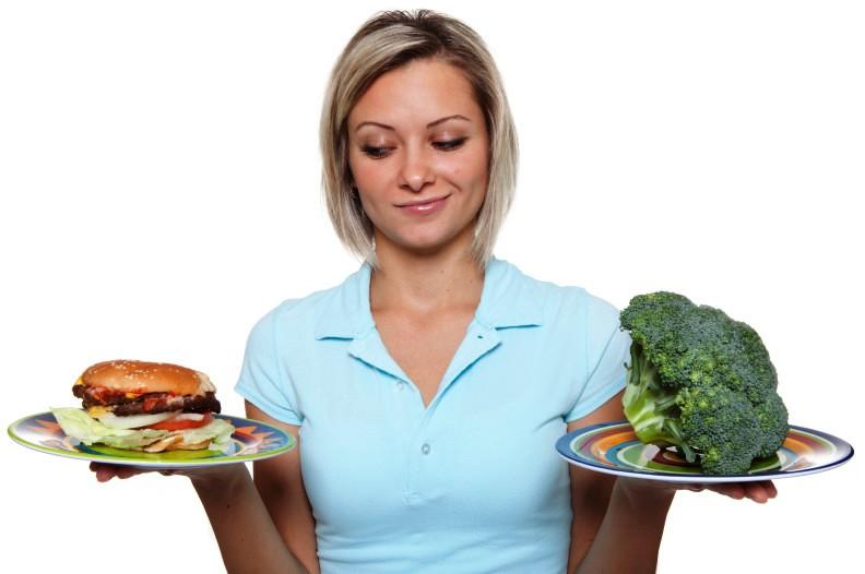 меню для похудения после родов