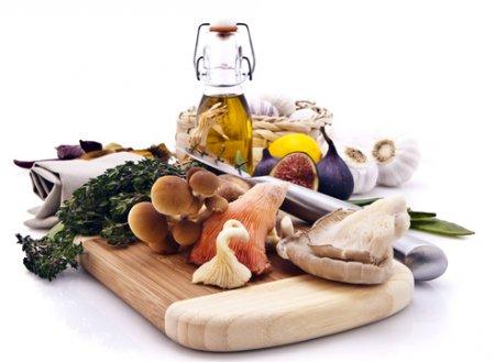 Блюда с грибами на все случаи жизни
