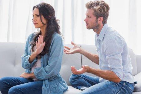Как помириться с женой, если она подала на развод