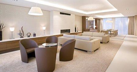 Європейські стилі дизайну інтер'єру квартир