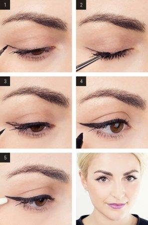 Як зробити макіяж за 5 хвилин вечірній
