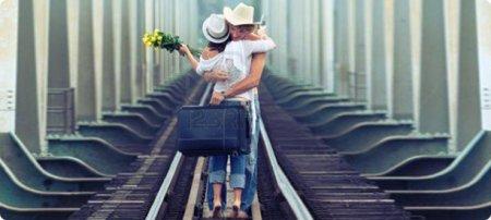 Як зберегти стосунки на відстані між чоловіком і жінкою