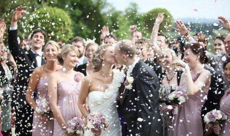 Сценарії весіль: який вибрати?