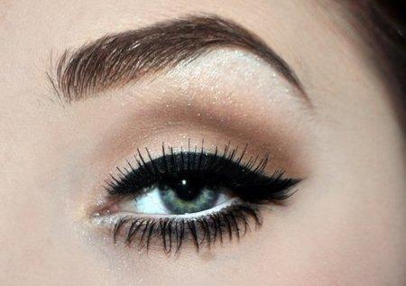 Техніка нанесення макіяжу на очі