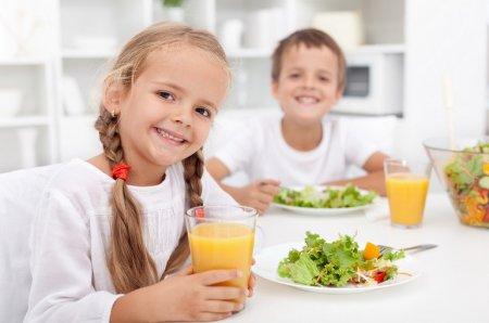 ТОП продуктів, що повинні входити в раціон харчування школяра