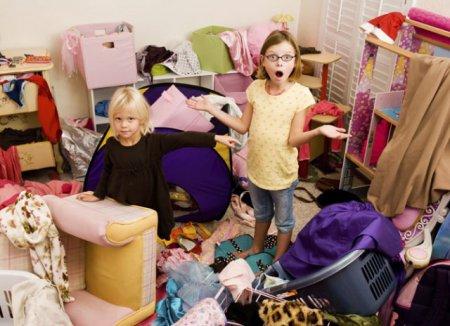Эксперты рассказали, как приучить детей к порядку