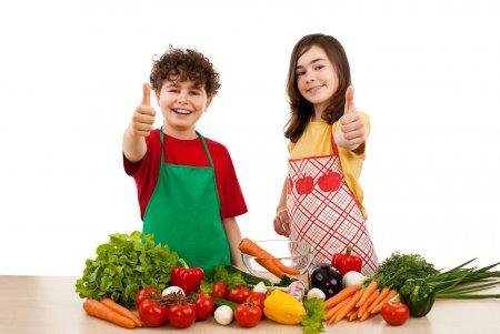 Здоровое питание для ребенка: мифы и реалии