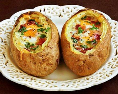 Рецепти страв з картоплею