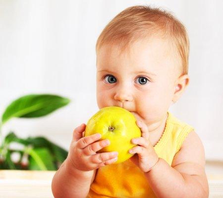 Специалисты разработали новый рацион питания для ребенка 2 лет