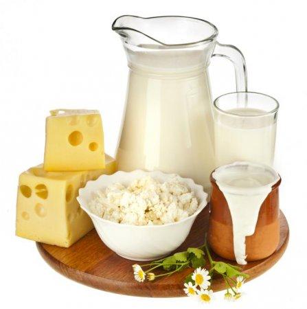 Молочні продукти і сир
