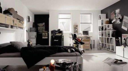 Як створити сприятливий інтер'єр для спальні підлітка