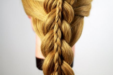 Може вийде гарна зачіска своїми руками