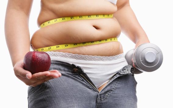 как похудеть сидя дома