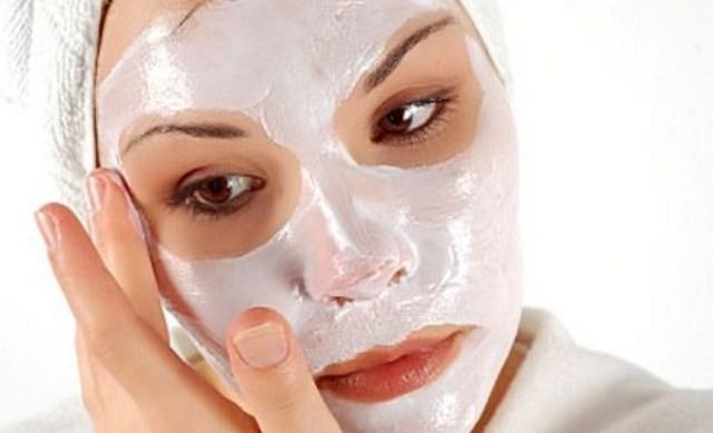 Как сделать маску на лицо с крахмалом