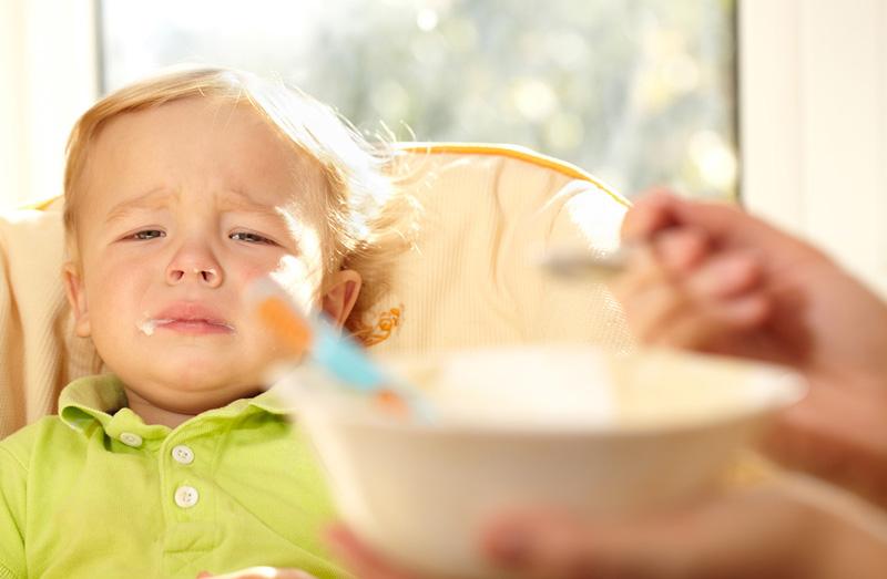 грудничок не ест кашу