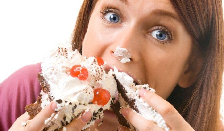 Что делать, если сорвалась с диеты? Инструкция