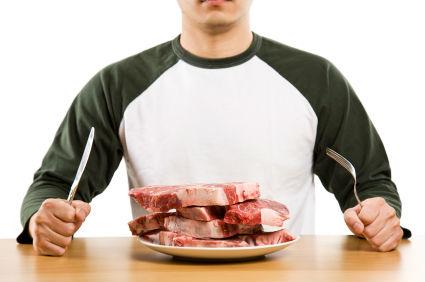 Правильное питание для мужчины, чтобы похудеть