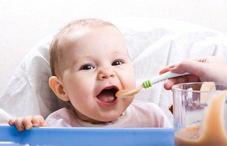 М'ясо і риба в раціоні харчування 8-місячної дитини