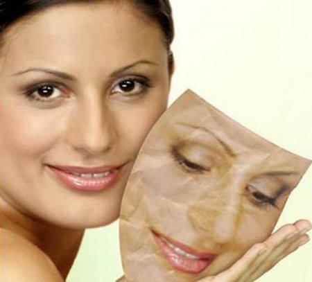 Ефективна чистка обличчя будинку