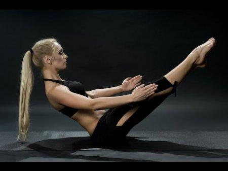 аеробіка для схуднення живота