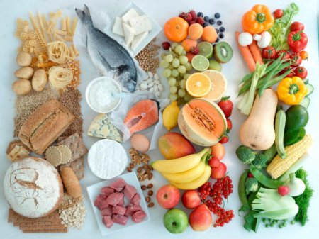 Правильное питание: сочетание продуктов