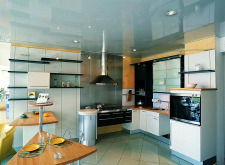 Яскравий інтер'єр для кухні: створюємо гарний настрій