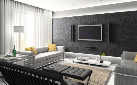 Ідеї дизайну для вітальні
