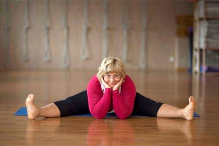фітнес йога для схуднення
