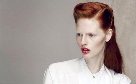 Прическа в стиле ретро: модно или прошлый век