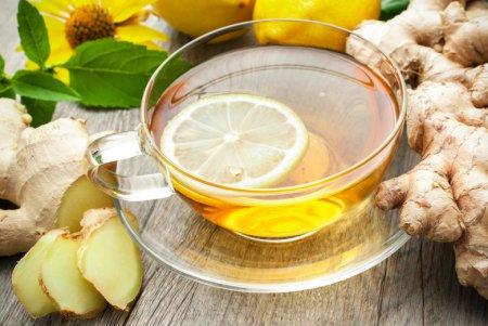 ТОП-3 рецепти чаю для бадьорості