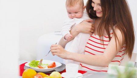 Дієти для годуючих матерів для схуднення