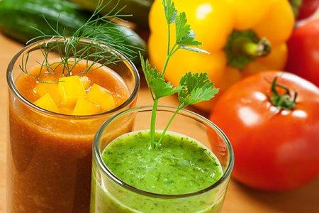 Дієти літні: худнемо легко і смачно