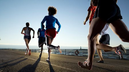 Як правильно займатися бігом