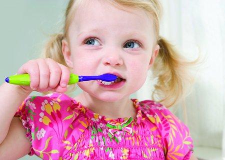 Как приучить ребенка чистить зубы в 2 года: 10 золотых правил
